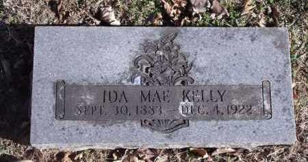 KELLY, IDA MAE - Washington County, Arkansas | IDA MAE KELLY - Arkansas Gravestone Photos