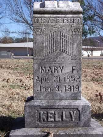 KELLY, MARY F. - Washington County, Arkansas | MARY F. KELLY - Arkansas Gravestone Photos