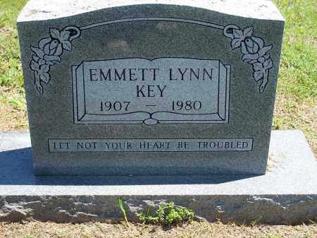 KEY, EMMETT LYNN - Washington County, Arkansas | EMMETT LYNN KEY - Arkansas Gravestone Photos