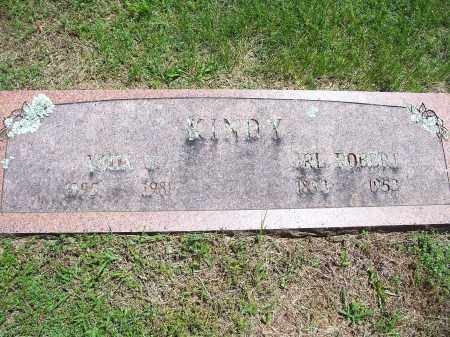 KINDY, VADA S. - Washington County, Arkansas | VADA S. KINDY - Arkansas Gravestone Photos