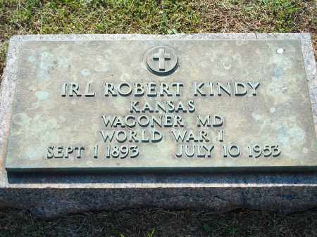 KINDY (VETERAN WWI), IRL ROBERT - Washington County, Arkansas | IRL ROBERT KINDY (VETERAN WWI) - Arkansas Gravestone Photos