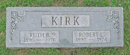 KIRK, ROBERT L - Washington County, Arkansas | ROBERT L KIRK - Arkansas Gravestone Photos