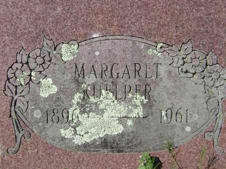 KUELPER, MARGARET - Washington County, Arkansas | MARGARET KUELPER - Arkansas Gravestone Photos