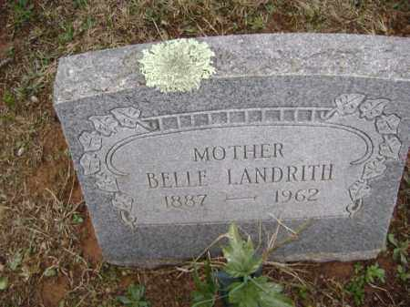 LANDRITH, BELLE - Washington County, Arkansas | BELLE LANDRITH - Arkansas Gravestone Photos