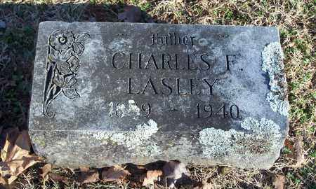 LASLEY, CHARLES F. - Washington County, Arkansas | CHARLES F. LASLEY - Arkansas Gravestone Photos