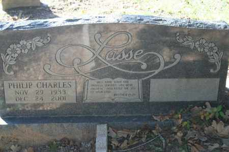 LASSE, PHILIP CHARLES - Washington County, Arkansas | PHILIP CHARLES LASSE - Arkansas Gravestone Photos