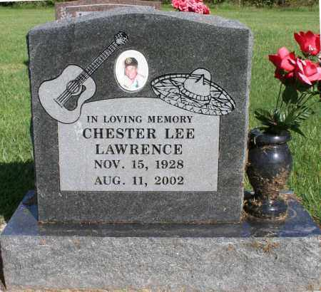 LAWRENCE, CHESTER - Washington County, Arkansas | CHESTER LAWRENCE - Arkansas Gravestone Photos