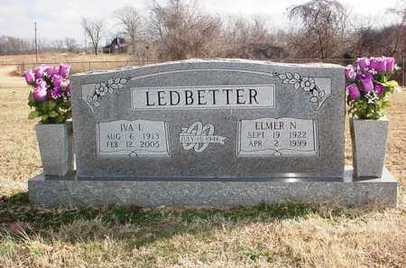 LEDBETTER, IVA INEZ - Washington County, Arkansas | IVA INEZ LEDBETTER - Arkansas Gravestone Photos