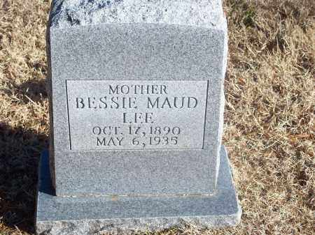 LEE, BESSIE MAUD - Washington County, Arkansas | BESSIE MAUD LEE - Arkansas Gravestone Photos