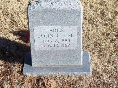 LEE, JOHN C. - Washington County, Arkansas | JOHN C. LEE - Arkansas Gravestone Photos