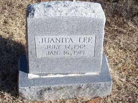 LEE, JUANITA - Washington County, Arkansas | JUANITA LEE - Arkansas Gravestone Photos