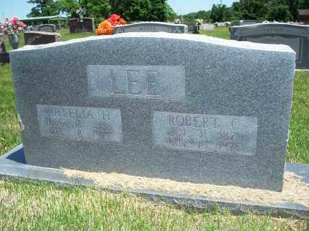 HENRY LEE, ARTELIA - Washington County, Arkansas | ARTELIA HENRY LEE - Arkansas Gravestone Photos