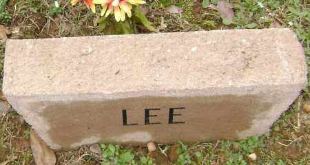LEE, UNKNOWN - Washington County, Arkansas | UNKNOWN LEE - Arkansas Gravestone Photos