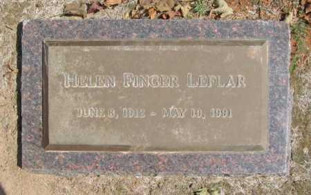 LEFLAR, HELEN - Washington County, Arkansas | HELEN LEFLAR - Arkansas Gravestone Photos