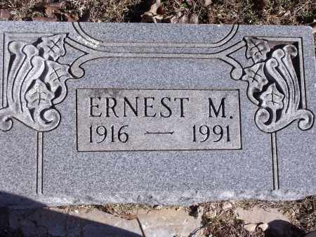 LEWIS, ERNEST M. - Washington County, Arkansas | ERNEST M. LEWIS - Arkansas Gravestone Photos