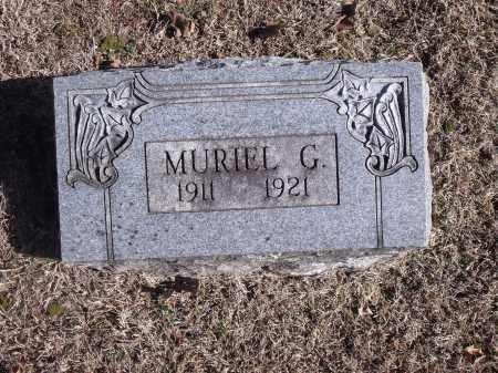 LEWIS, MURIEL G. - Washington County, Arkansas   MURIEL G. LEWIS - Arkansas Gravestone Photos