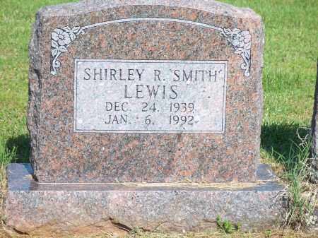 SMITH LEWIS, SHIRLEY R. - Washington County, Arkansas | SHIRLEY R. SMITH LEWIS - Arkansas Gravestone Photos