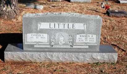 LITTLE, WARREN R. - Washington County, Arkansas | WARREN R. LITTLE - Arkansas Gravestone Photos