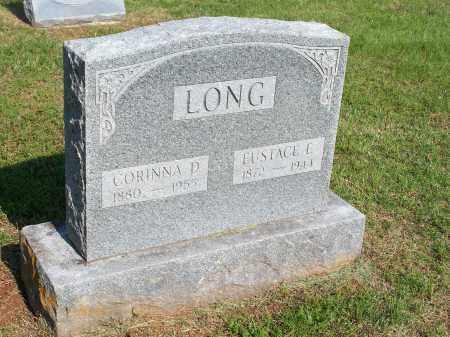 LONG, EUSTACE E. - Washington County, Arkansas | EUSTACE E. LONG - Arkansas Gravestone Photos