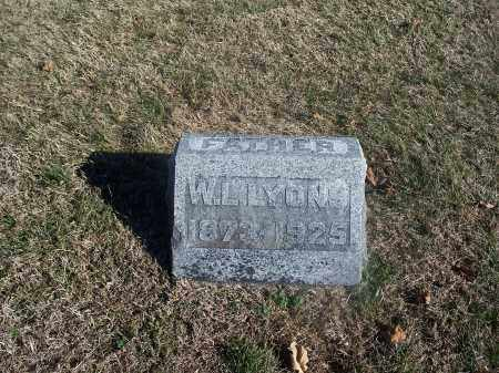 LYONS, W. L. - Washington County, Arkansas | W. L. LYONS - Arkansas Gravestone Photos