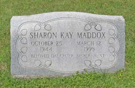 MADDOX, SHARON KAY - Washington County, Arkansas | SHARON KAY MADDOX - Arkansas Gravestone Photos