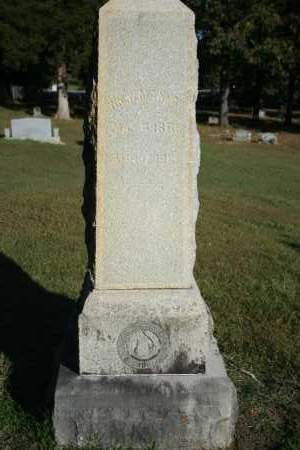 MANNON, WILLIAM W. - Washington County, Arkansas | WILLIAM W. MANNON - Arkansas Gravestone Photos