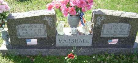 BURTON MARSHALL, INEZ BERNICE - Washington County, Arkansas | INEZ BERNICE BURTON MARSHALL - Arkansas Gravestone Photos