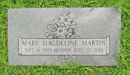 MARTIN, MARY MAGDELINE - Washington County, Arkansas | MARY MAGDELINE MARTIN - Arkansas Gravestone Photos