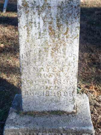 MAYES, INFANT SON - Washington County, Arkansas | INFANT SON MAYES - Arkansas Gravestone Photos