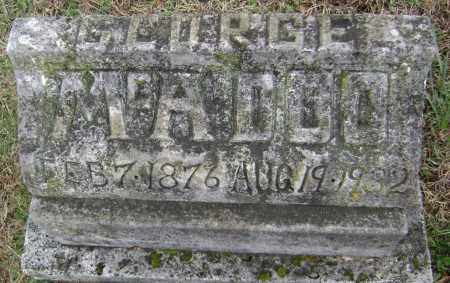 MCADOO, GEORGE - Washington County, Arkansas | GEORGE MCADOO - Arkansas Gravestone Photos