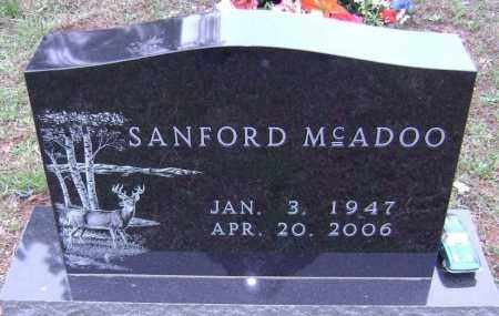 MCADOO, SANFORD - Washington County, Arkansas | SANFORD MCADOO - Arkansas Gravestone Photos
