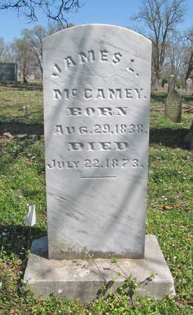 MCCAMEY (VETERAN CSA), JAMES L - Washington County, Arkansas | JAMES L MCCAMEY (VETERAN CSA) - Arkansas Gravestone Photos