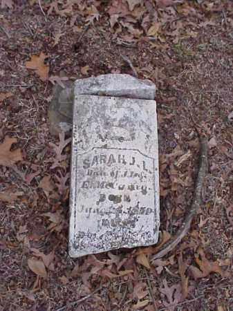 MCCAMEY, SARAH J. L. - Washington County, Arkansas | SARAH J. L. MCCAMEY - Arkansas Gravestone Photos