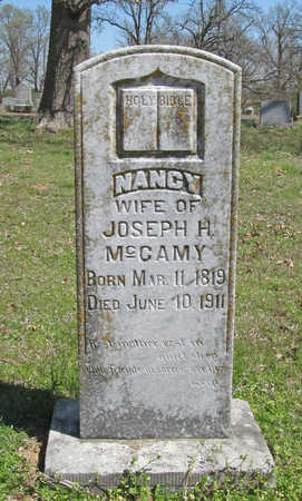 MCCAMEY, NANCY - Washington County, Arkansas | NANCY MCCAMEY - Arkansas Gravestone Photos
