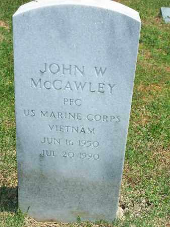 MCCAWLEY (VETERAN VIET), JOHN W. - Washington County, Arkansas | JOHN W. MCCAWLEY (VETERAN VIET) - Arkansas Gravestone Photos