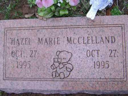 MCCLELLAND, HAZEL MARIE - Washington County, Arkansas | HAZEL MARIE MCCLELLAND - Arkansas Gravestone Photos