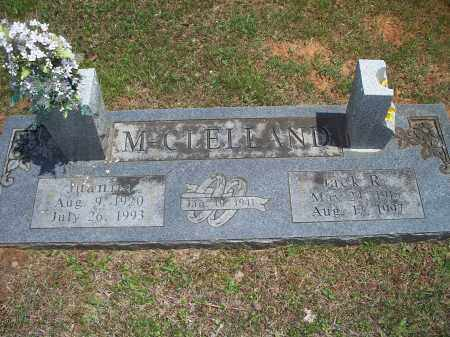 MCCLELLAND, JACK R. - Washington County, Arkansas | JACK R. MCCLELLAND - Arkansas Gravestone Photos