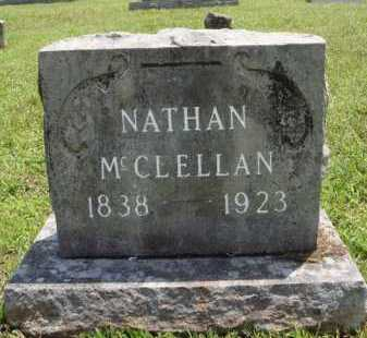 MCCLELLAND, NATHAN - Washington County, Arkansas | NATHAN MCCLELLAND - Arkansas Gravestone Photos
