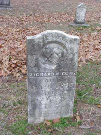 MCCLURE, RICHARD M. - Washington County, Arkansas | RICHARD M. MCCLURE - Arkansas Gravestone Photos