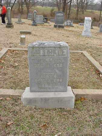 MCCORKLE, ETHEL LENNA - Washington County, Arkansas | ETHEL LENNA MCCORKLE - Arkansas Gravestone Photos