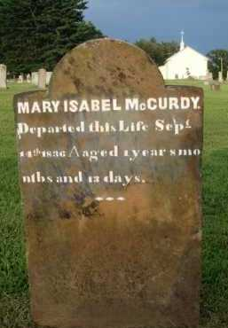 MCCURDY, MARY ISABEL - Washington County, Arkansas | MARY ISABEL MCCURDY - Arkansas Gravestone Photos