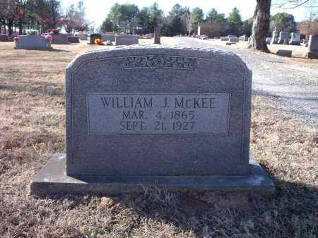 MCKEE, WILLIAM J. - Washington County, Arkansas | WILLIAM J. MCKEE - Arkansas Gravestone Photos