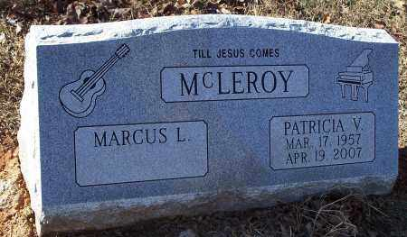 MCLEROY, PATRICIA V. - Washington County, Arkansas | PATRICIA V. MCLEROY - Arkansas Gravestone Photos