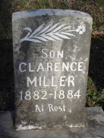 MILLER, CLARENCE - Washington County, Arkansas | CLARENCE MILLER - Arkansas Gravestone Photos