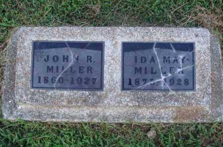 MILLER, IDA MAY - Washington County, Arkansas | IDA MAY MILLER - Arkansas Gravestone Photos