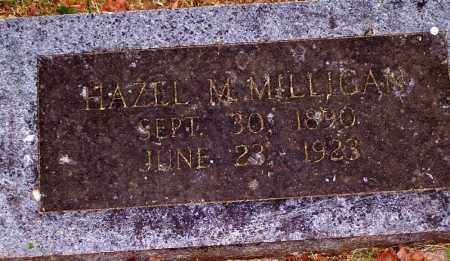 MILLIGAN, HAZEL M. - Washington County, Arkansas | HAZEL M. MILLIGAN - Arkansas Gravestone Photos