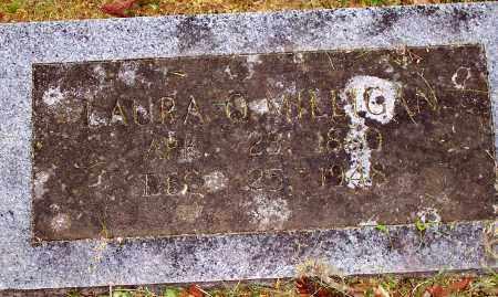 MILLIGAN, LAURA O. - Washington County, Arkansas   LAURA O. MILLIGAN - Arkansas Gravestone Photos