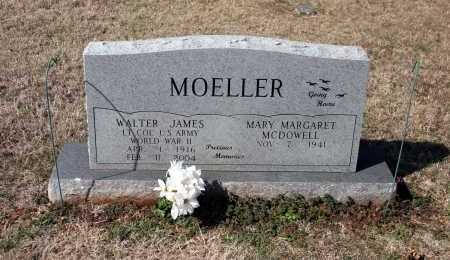 MOELLER, WALTER JAMES - Washington County, Arkansas | WALTER JAMES MOELLER - Arkansas Gravestone Photos
