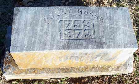 MOORE, POLLY - Washington County, Arkansas | POLLY MOORE - Arkansas Gravestone Photos