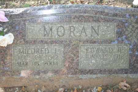 MORAN, EDWARD H. - Washington County, Arkansas | EDWARD H. MORAN - Arkansas Gravestone Photos